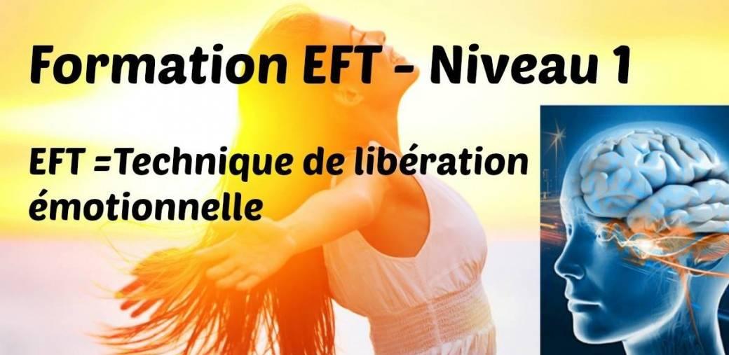 Formation « EFT Niveau 1 : Explorer les bases »