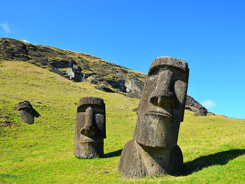 Le continent Mû, une ancienne civilisation peu connue mais l'une des plus importantes